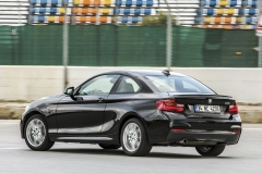 BMW 218i Coupe