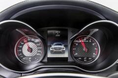 Mercedes-AMG C 63 S Coupe; Fahrvorstellung Malaga 2015; brillantblau ; AMG Nappa schwarz,