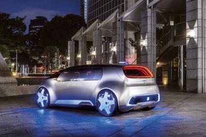 Mercedes Vision Concept