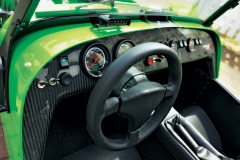 Caterham Seven 275 R; Honda GL 1800 Gold Wing