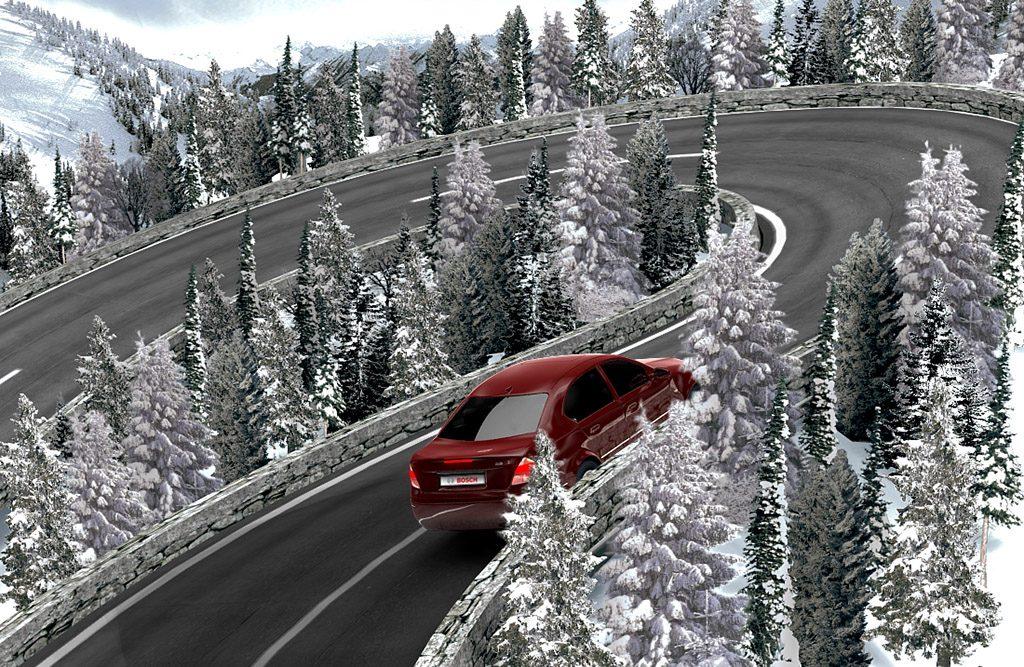 Karda kaza yapmamak mümkün