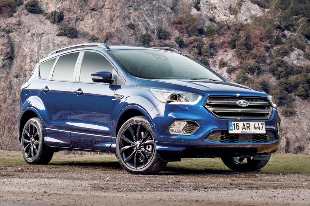 1,5 lt Dizel Otomatik Yeni Ford Kuga - AutoShow