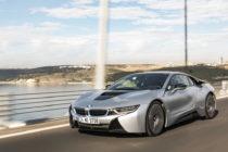 Çevreci sporcu: BMW i8