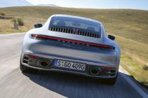Tam bir Porsche