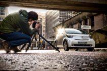 Sosyal medyayı yakacak alev alev otomobil fotoğrafları