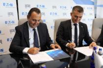 Eaton Türkiye Üçay Grup ile Partnerlik Anlaşması İmzaladı.