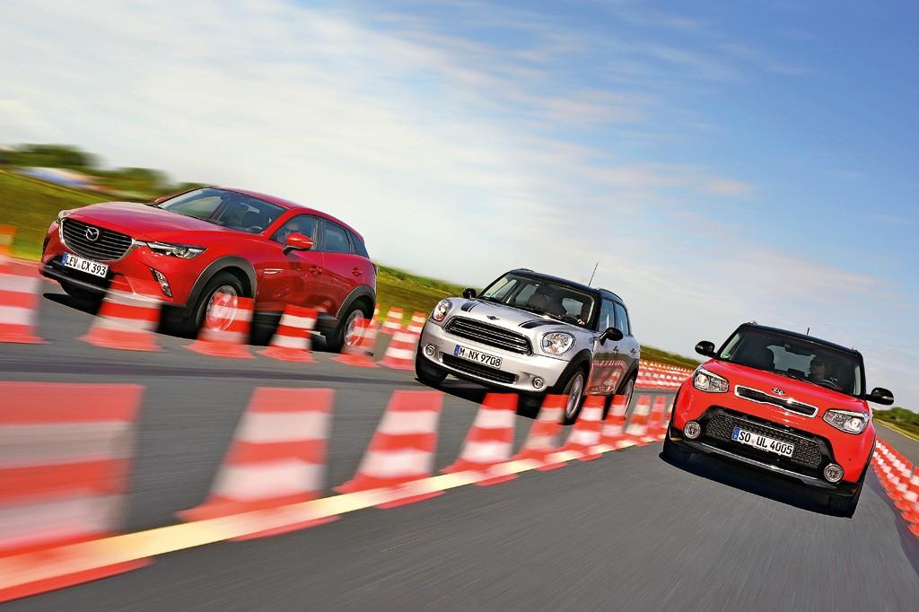 Küçük SUV devrimi - AutoShow